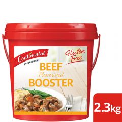 CONTINENTAL Gluten Free Professional Beef Booster 2.3kg