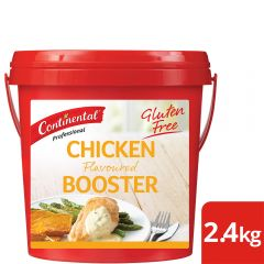CONTINENTAL Professional Gluten Free Chicken Booster 2.4kg
