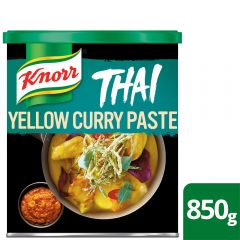 KNORR Thai Yellow Curry Paste 850g