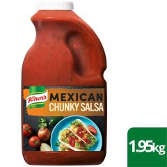 KNORR Mexican Chunky Salsa Mild GF 1.95kg