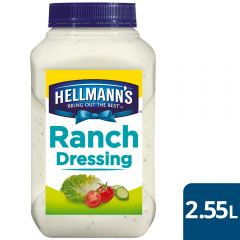 HELLMANN'S Ranch Dressing 2.55L