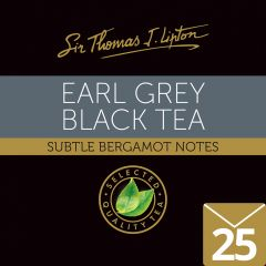 SIR THOMAS LIPTON Earl Grey 25's