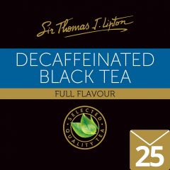 SIR THOMAS LIPTON Decaffeinated 25's