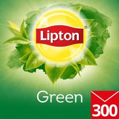LIPTON Envelope Green Tea 300's