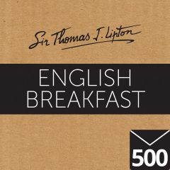 SIR THOMAS LIPTON English Breakfast 500's