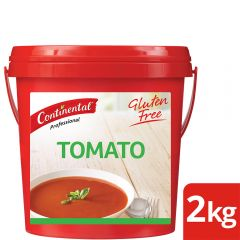 CONTINENTAL Professional Gluten Free Tomato Soup Mix 2kg