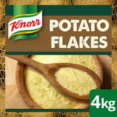 KNORR Potato Flakes GF 4kg