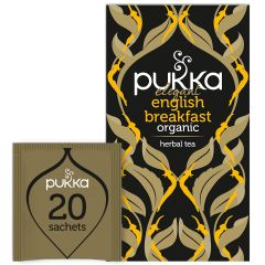 PUKKA Elegant English Breakfast Tea 20's