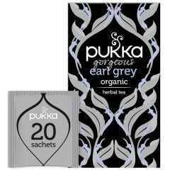 PUKKA Gorgeous Earl Grey Tea 20's