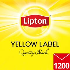 LIPTON Yellow Label QB Env Cup Bags 1200s
